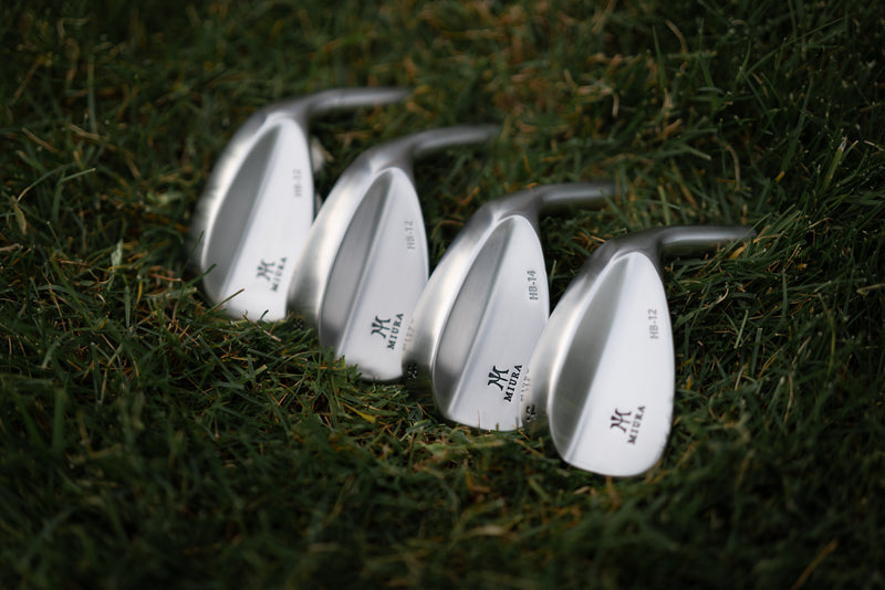 Introducing the Miura Tour Wedge High Bounce