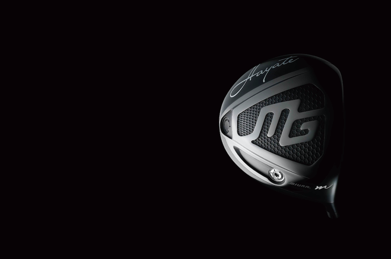 Hayate: Miura's new Driver and Fairway Woods