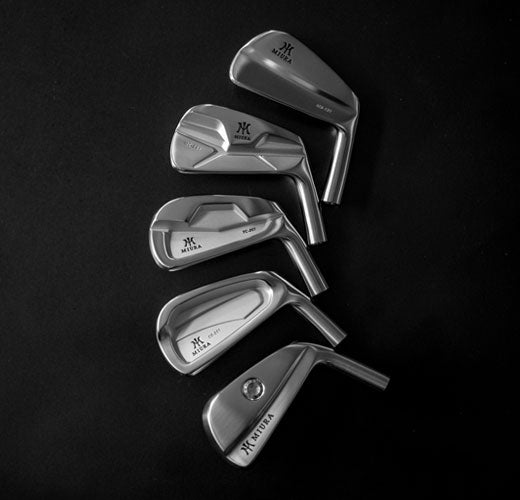 How Many Types of Golf Clubs Does Miura Golf Make?