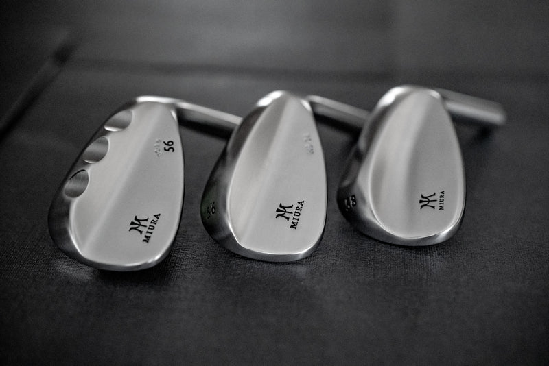 An Introduction to Miura Golf Wedges