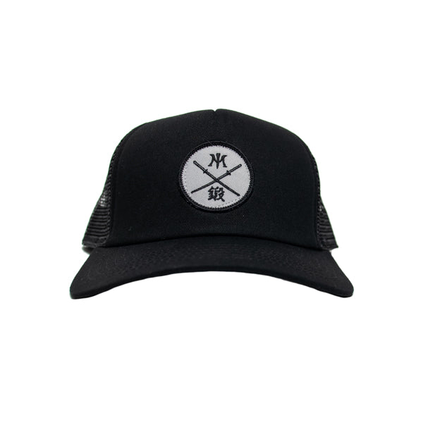 Samurai Patch Trucker