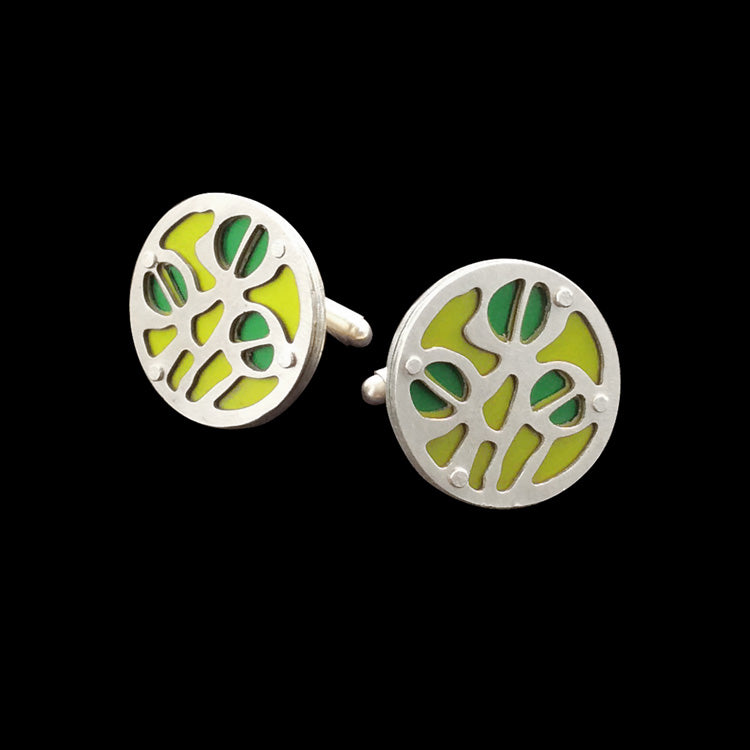 Seapod Cuff Links
