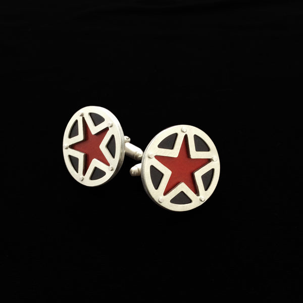 Superstar Cuff Links