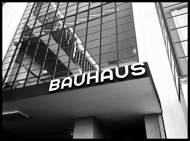 Bauhaus of Luxury