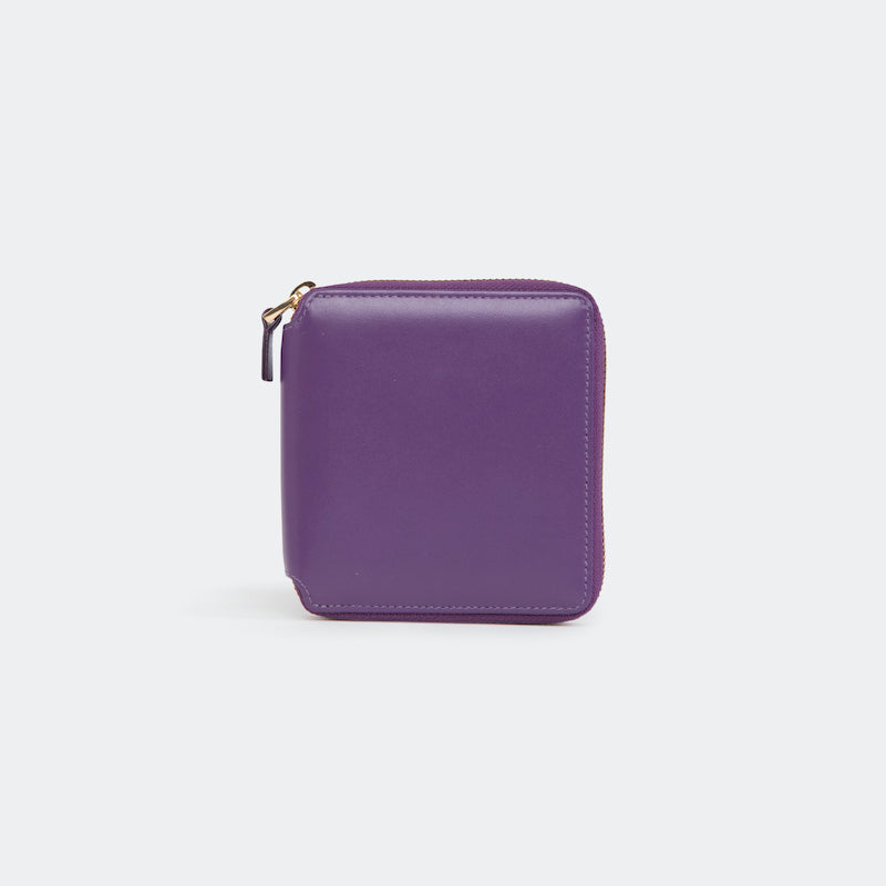 Square Wallet Deluxe Violett