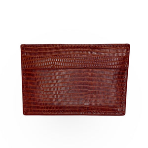 Laden Sie das Bild in den Galerie-Viewer, Kartenetui - Neat Cardholder Dark Red