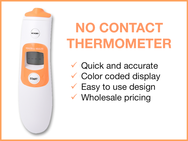 No Contact Infrared Thermometer