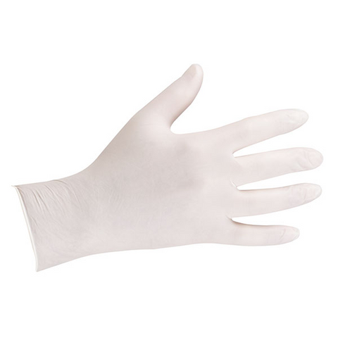 Latex Exam Gloves - Case of 1000