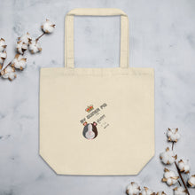 Load image into Gallery viewer, guinea pig Eco Tote Bag (queen)