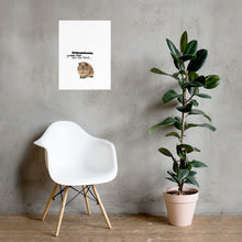 Load image into Gallery viewer, GUINEA PIG ARE THE BEST Poster