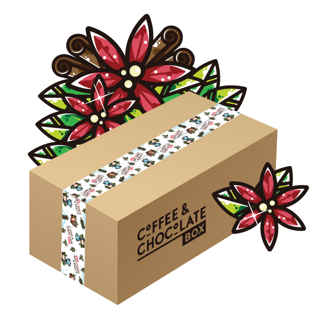 Coffee & Chocolate BOX - Edición Especial