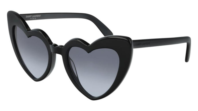 Saint Laurent SL181 LouLou Sunglasses in Blue Gradient