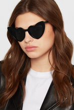 Load image into Gallery viewer, Saint Laurent SL181 LouLou Sunglasses in Black