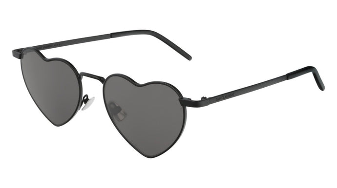 Saint Laurent SL301 LouLou Sunglasses in Black