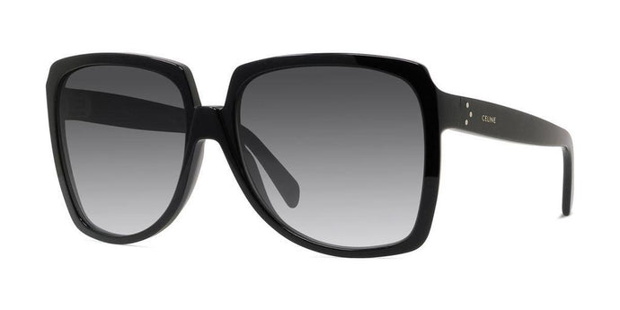 Celine CL40146I Black Oversized Sunglasses