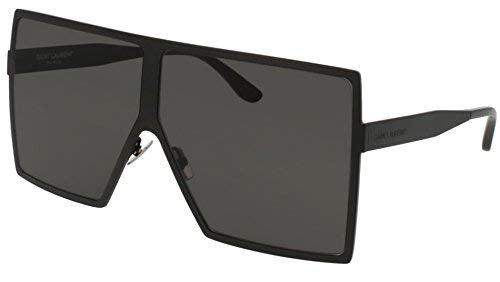 Saint Laurent Betty SL182 Black Sunglasses