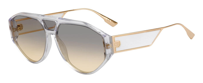 Dior Clan1 Sunglasses in Crystal