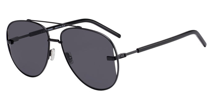 Dior Scale Black Aviator Sunglasses