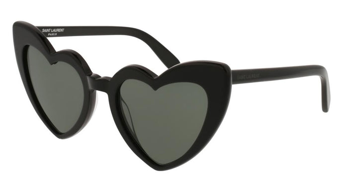 Saint Laurent SL181 LouLou Sunglasses in Black