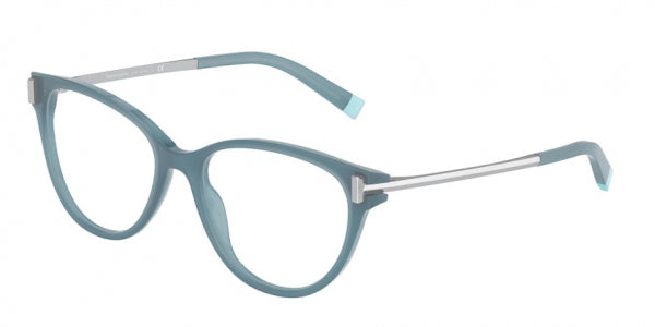 Tiffany & Co 2193 Blue Grey Cat Eye Eyeglasses Frames