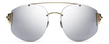 Load image into Gallery viewer, Dior Stronger Aviator Sunglasses in Mirrored Silver