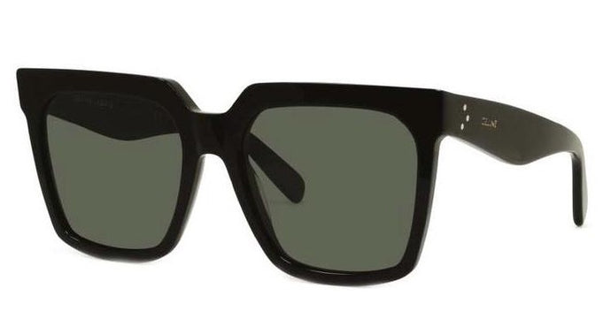 Celine CL4055IN Tilda Black Polarized Square Sunglasses
