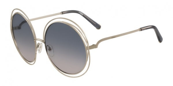 Chloe CE114S Carlina Sunglasses in Blue Gradient
