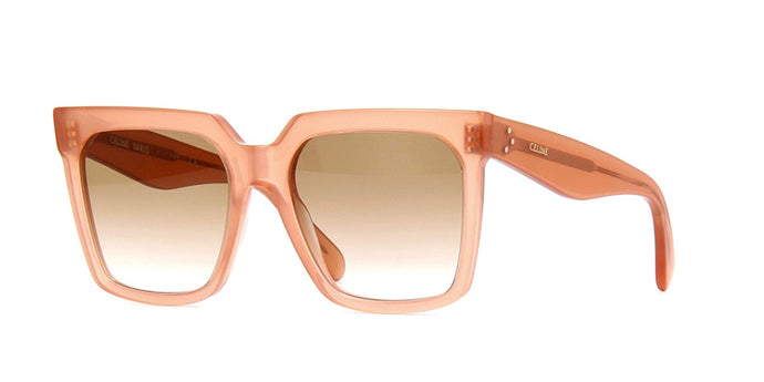 Celine CL4055IN Tilda Pink Square Sunglasses