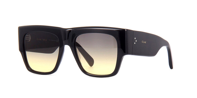 Celine CL4056IN Black Flat Top Sunglasses