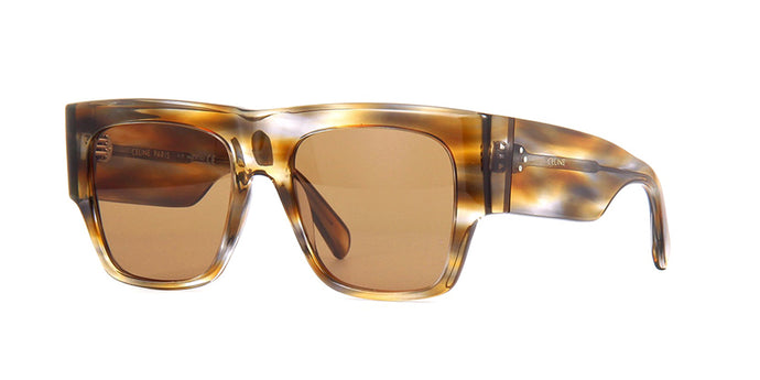 Celine CL4056IN Brown Flat Top Sunglasses
