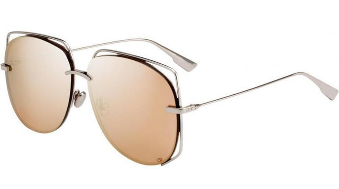 Dior Stellaire 6 Sunglasses in Gold Mirrored