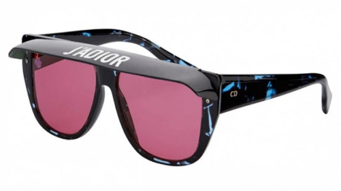 Dior J'adior Club 2 Visor Sunglasses in Pink