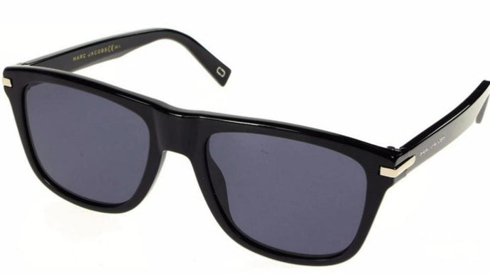 Marc Jacobs 185S Square Black Sunglasses