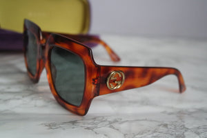 Gucci 0053S Oversized Square Sunglasses