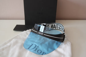Dior Club 1 Blue Visor Sunglasses