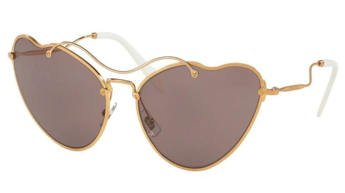 Miu Miu 55R Scenique Cat Eye Sunglasses