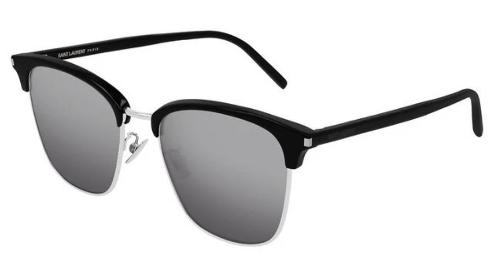 Saint Laurent SL326K Sunglasses in Black