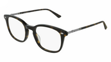 Load image into Gallery viewer, Gucci 0390O Havana Brown Square Keyhole Unisex Eyeglasses Frames