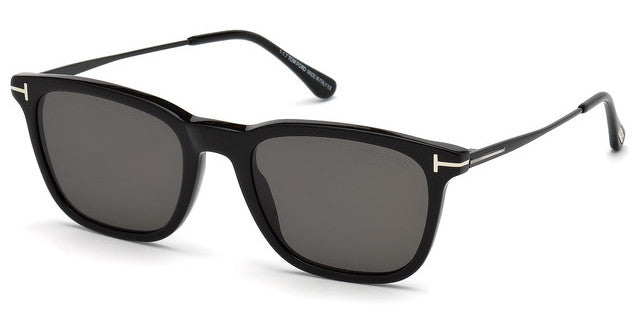 Tom Ford Arnaud Polarized Sunglasses in Black