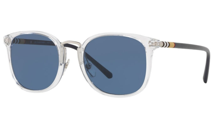 Burberry BE4266 Clear Square Sunglasses