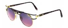 Load image into Gallery viewer, Cazal Legends 989 Round Obsidian Sunglasses