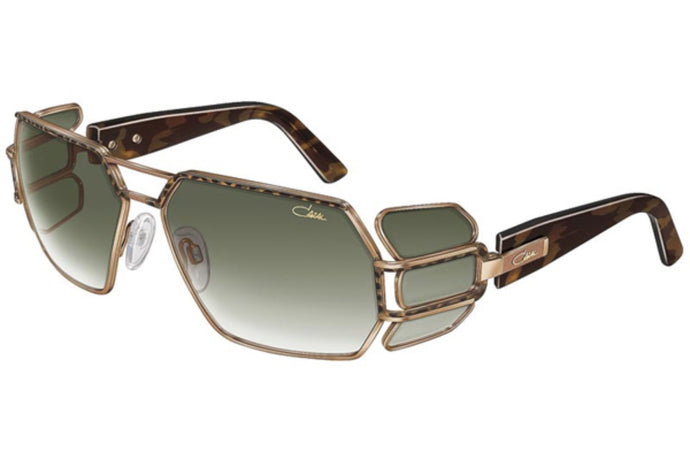 Cazal 9007 Vintage Shield Sunglasses