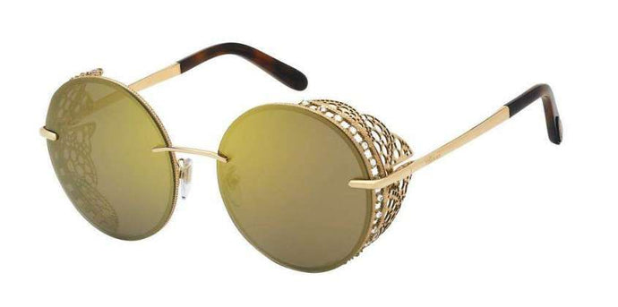 Chopard Limited Edition Cannes Gold Mirrored Sunglasses