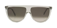 Load image into Gallery viewer, Celine 41435 Thin Shadow Sunglasses in Clear