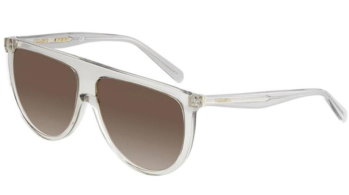 Celine CL4006IN Thin Shadow Sunglasses in Clear