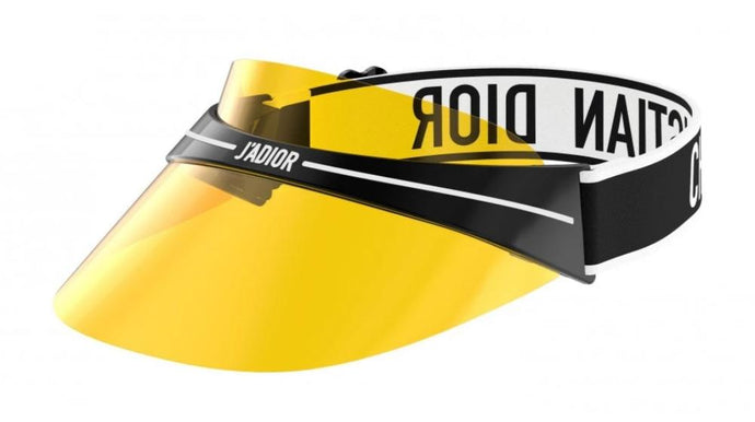 Dior Club1 Yellow Visor Sunglasses