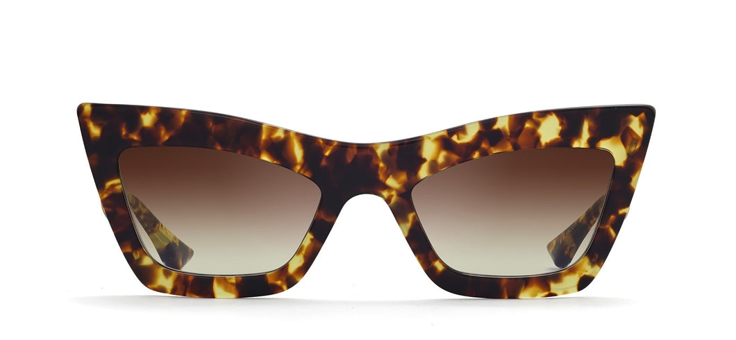 Dita Erasur Cat Eye Sunglasses in Tortoise
