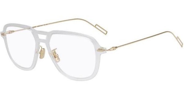 Dior DisappearO3 Aviator Eyeglasses Frames in Clear