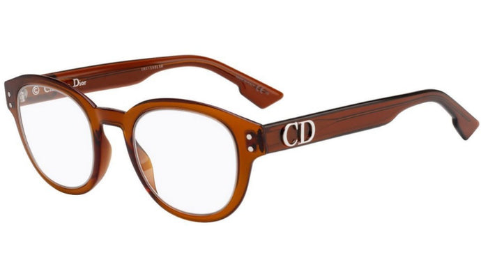 Dior CD2 Eyeglasses Frames in Brick