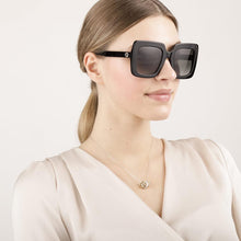 Load image into Gallery viewer, Gucci 0328S Oversized Black Square Sunglasses